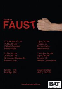 Faust (2013) Plakat