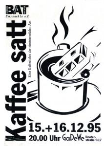 kaffeesatt_1995_plakat