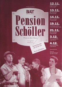 Pension Schöller (1999) Plakat