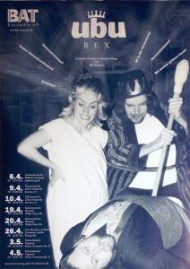 Ubu Rex (2002) Plakat